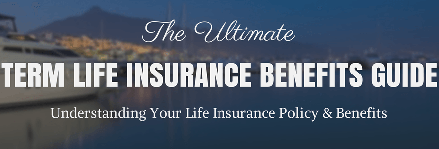 term life insurance benefits