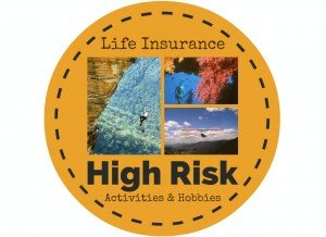 high risk activity life insurance